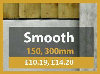 Smooth Gravel Board